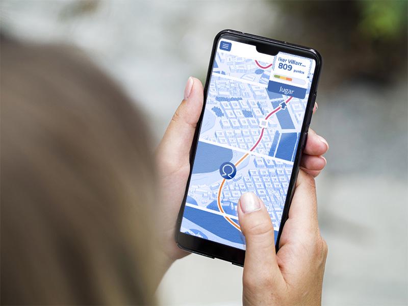 Donostia Innovation Challenge móvil