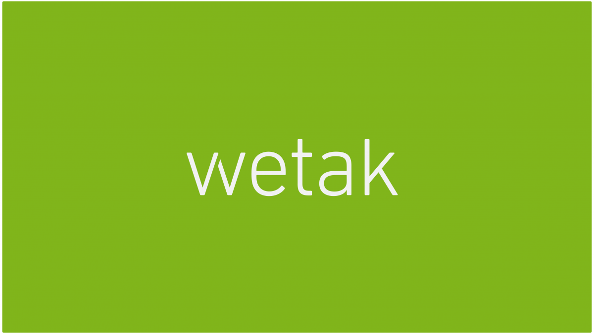 logo wetak